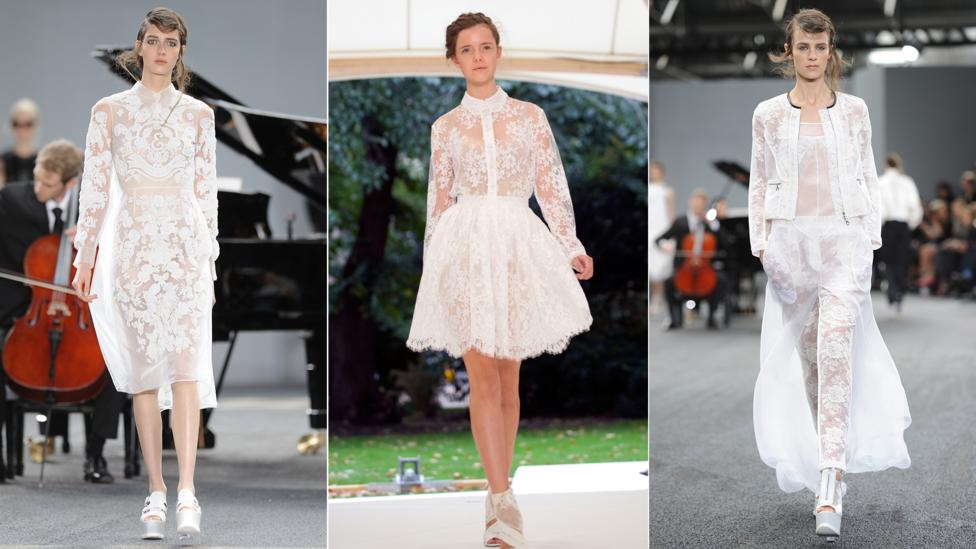 Canadian-born, British-based designer Erdem is a favourite with the younger royals (Credit: Getty Images)