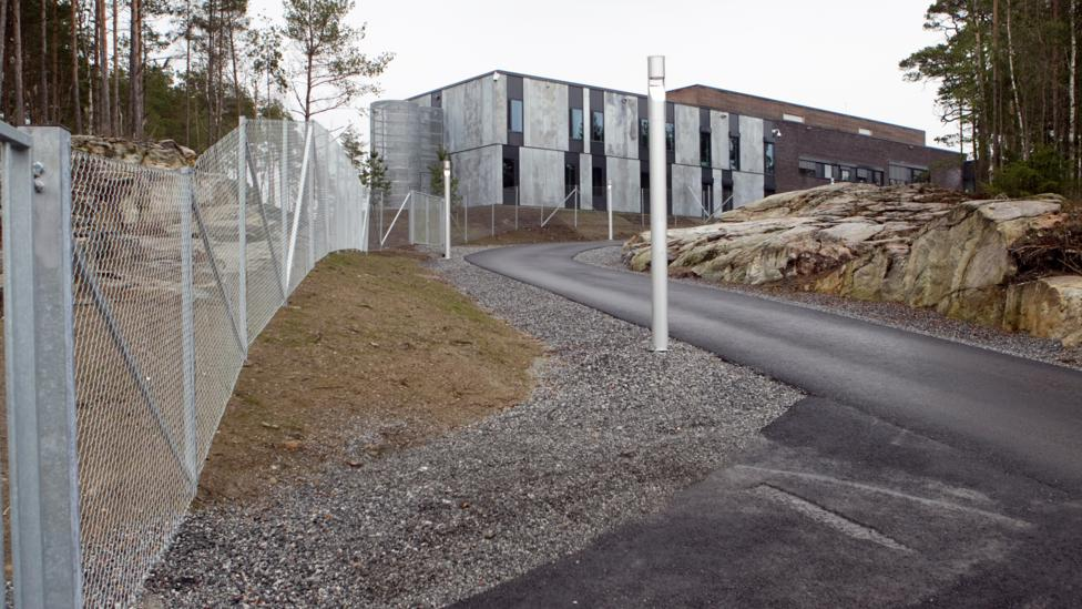 At Halden Prison in Norway unarmed guards mingle with prisoners. It is often called the world's most humane prison (Credit: Getty Images)