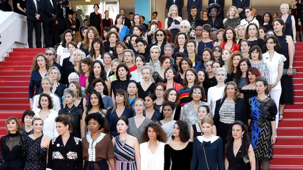 Women in Cannes Talking Movies 2018