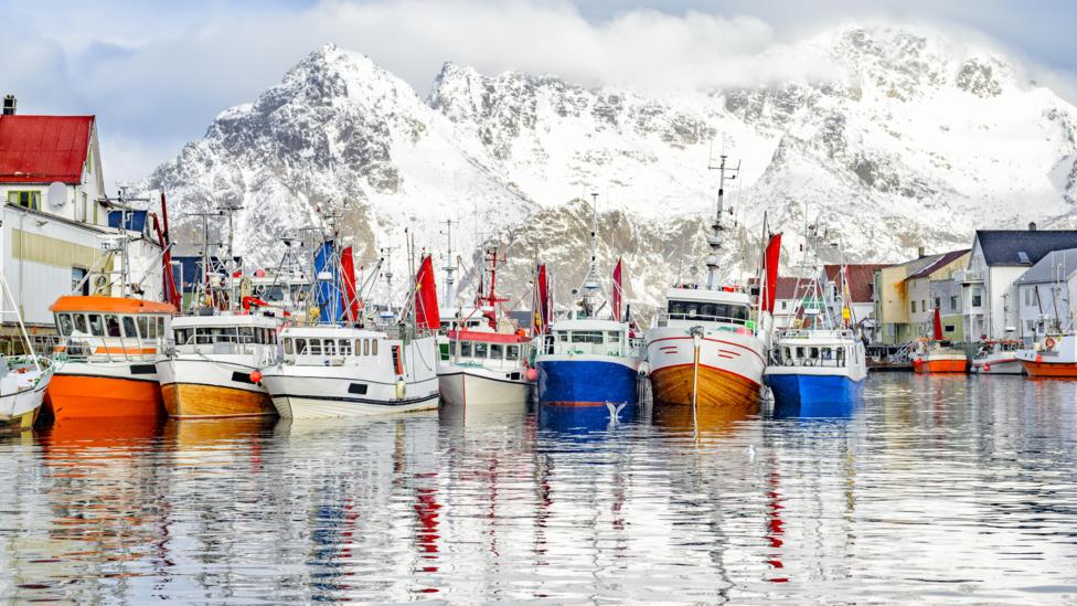 The roots of dugnad can be traced back to Norway's fishing and farming communities  (Credit: Getty Images)