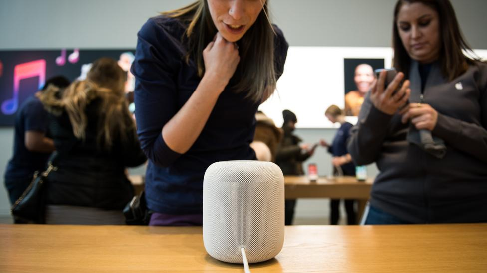 Even voice-activated digital assistants need voice actors to record the lines that the gadgets speak to consumers (Credit: Getty Images)