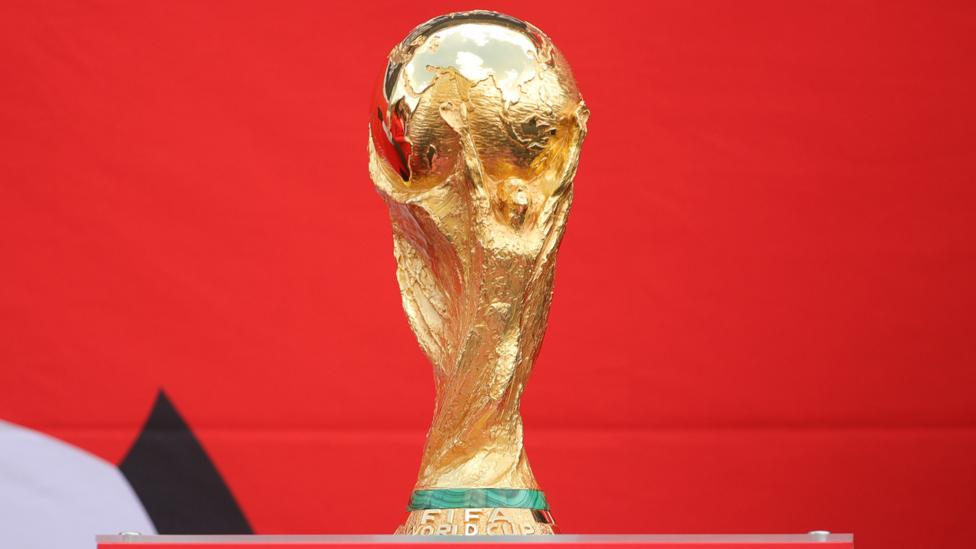 The 2018 World Cup in Russia will see 32 teams play a total of 63 matches before they can raise the trophy (Credit: Getty Images)