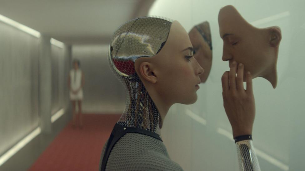 The capacity for AI - as seen here in the film Ex Machina - would be crucial for the modern definitions of 'souling' (Credit: Alamy)