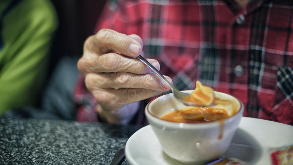 In later life, adequate nutrition is even more important to maintain health (Credit: Getty Images)