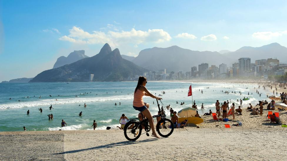 The best-laid plans frequently go awry in Rio de Janeiro (Credit: Credit: Ben Fisher/Alamy)