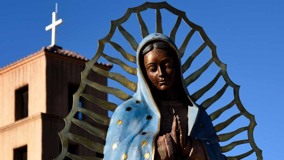 Our Lady of Guadalupe (Credit: Getty Images)
