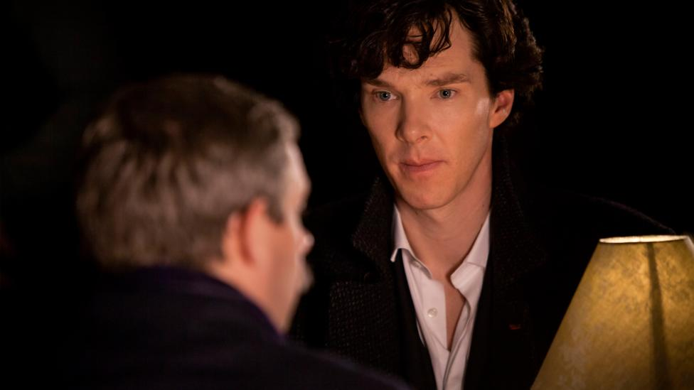 Characters like Sherlock Holmes, who can read someone's 'true' personality with the most minor of clues, may only exist in fiction (Credit: BBC)