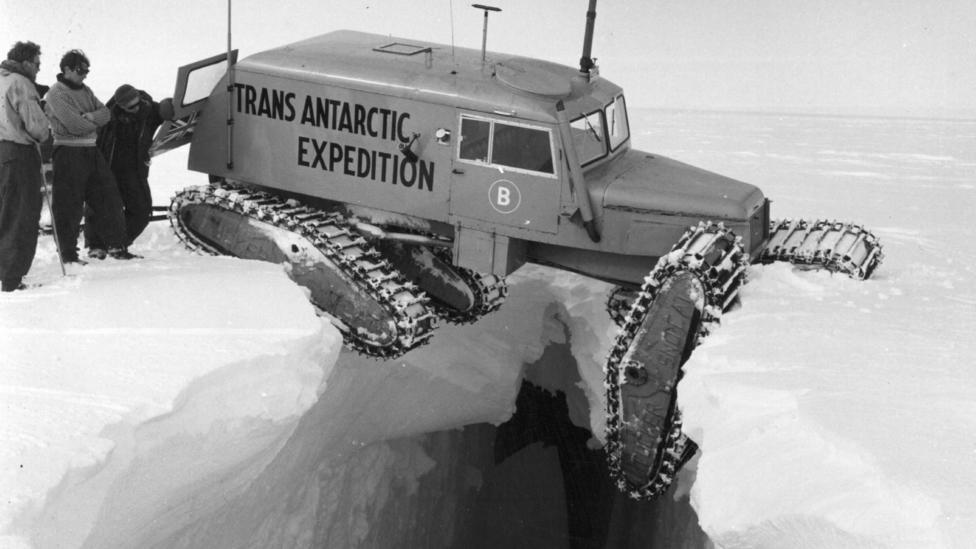 Dead Mans Curve Car Show 2020.A Frozen Graveyard The Sad Tales Of Antarctica S Deaths