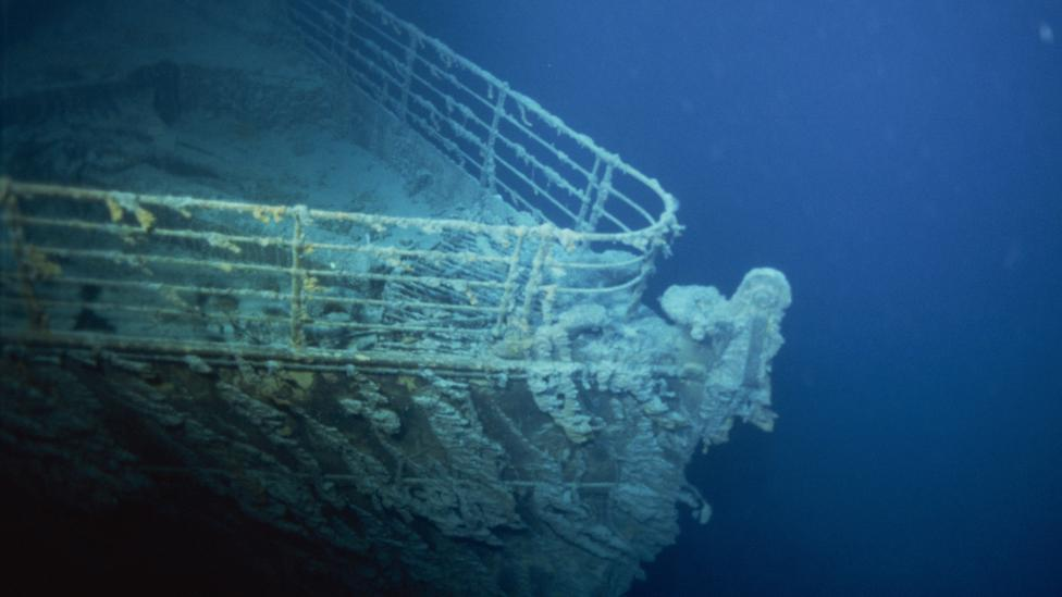 Is this the last chance to see the Titanic? - BBC Future