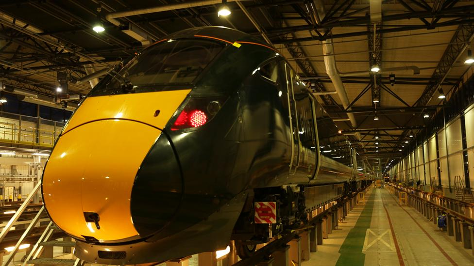 More than 200 of the new trains will soon enter service on British rails (Credit: Stephen Dowling)