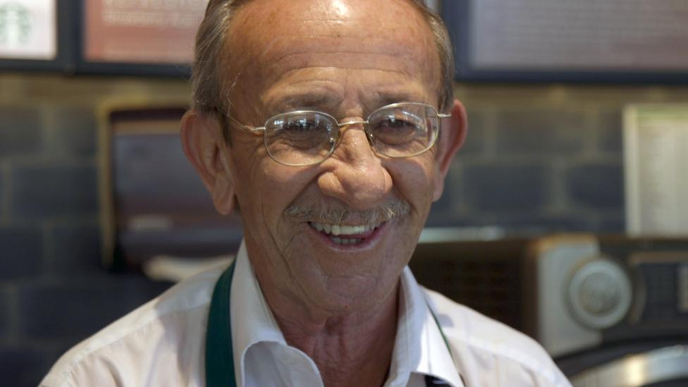 The Starbucks that's run completely by senior citizens