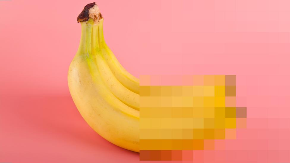 If you want to distinguish yourself as human, then banana would be a good word to use (Credit: Getty Images)