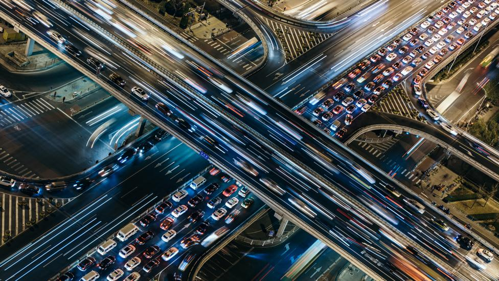 The technology that could end traffic jams - BBC Future