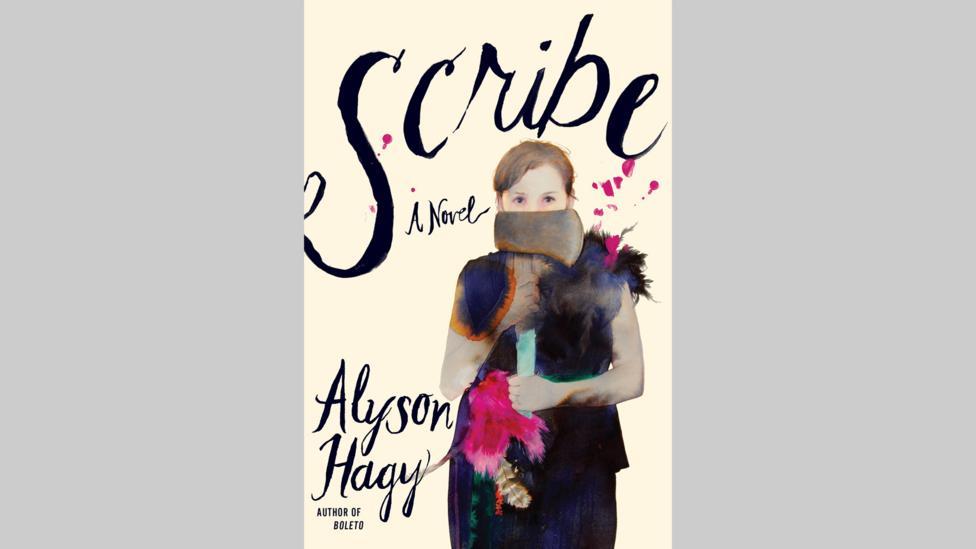 8 Alyson Hagy, Scribe