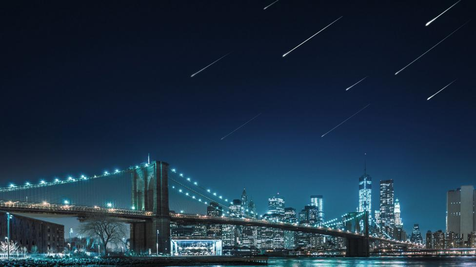 Some experts are sceptical that it will be possible to dictate the location of the artificial meteor shower with sufficient accuracy (Credit: Astro Live Experiences)