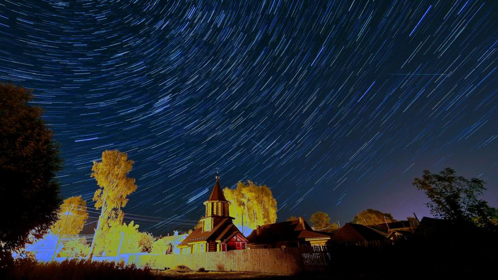 Will artificial meteor showers ever match the beauty of natural displays? (Credit: Getty Images)