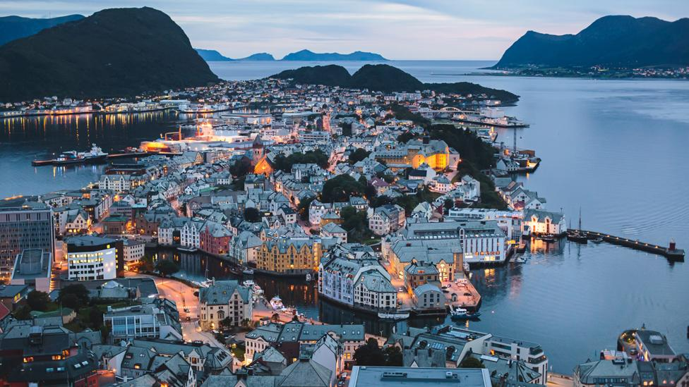 The Scandinavian nation is highly productive with one of the world's highest rates of GDP per capita (Credit: Getty Images)