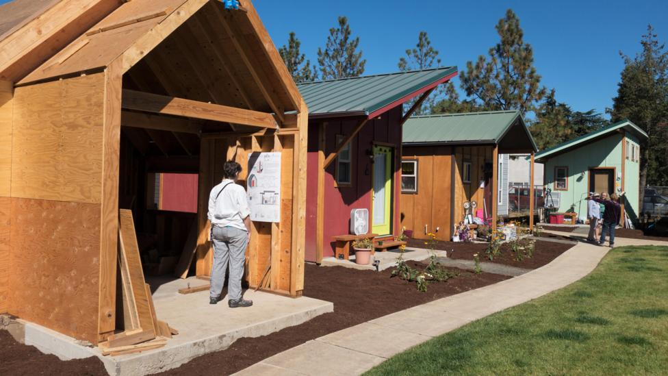 The Dirty Secrets Of Tiny Houses Bbc Worklife