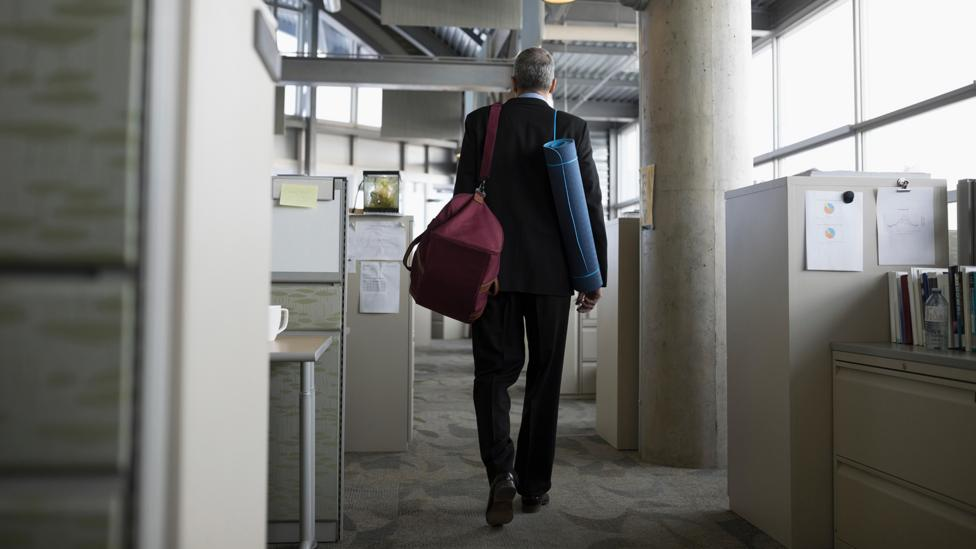 Abruptly resigning and disappearing from your job might seem liberating but is not looked upon favourably (Credit: Alamy)