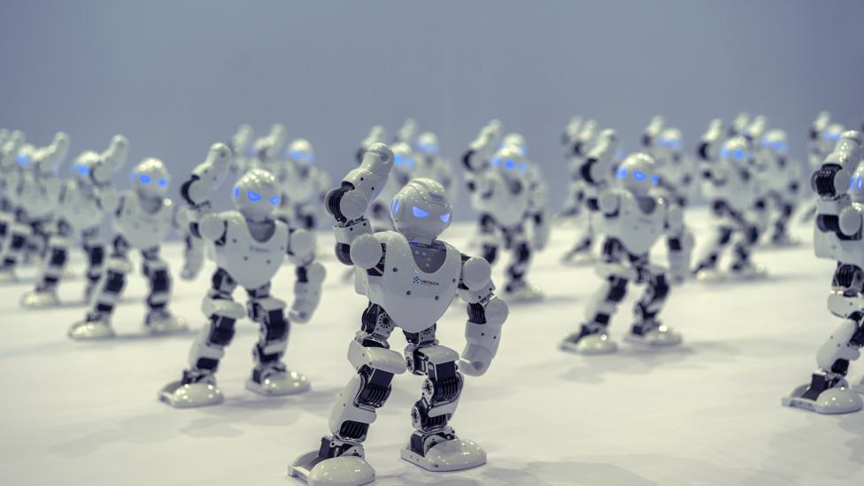 Automation and AI aren't just going to affect lower-skill workers – professions such as law and accounting will be disrupted too   (Credit: Getty Images)