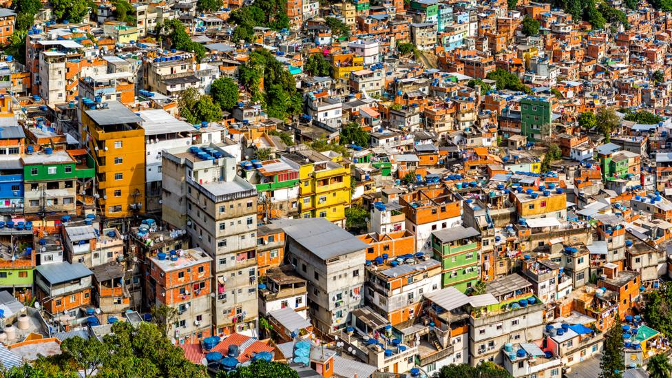 Slums can be improved to the point where they become safer places to live in (Credit: Getty Images)