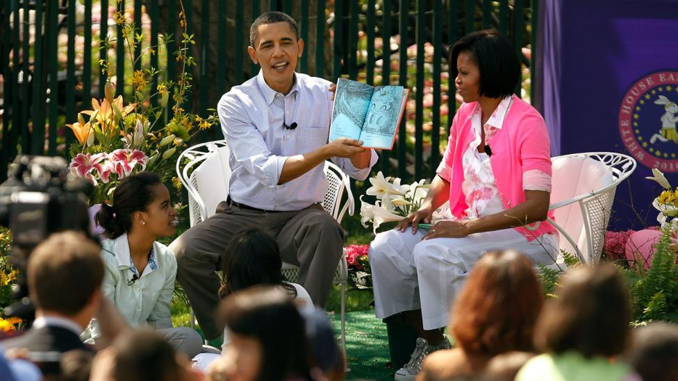 Former US president Barack Obama has stated a love of reading, among other high-power figures throughout history (Credit: Getty Images)