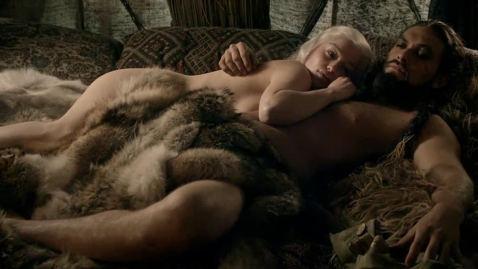 HBO set the trend for nudity and explicit sex scenes, with shows like Sex and the City and Game of Thrones (Credit: HBO)