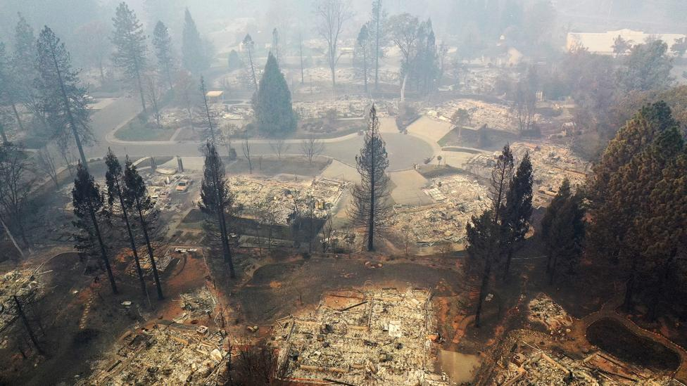 While it may be impossible to prevent most natural disasters, the more warning communities have means more time to evacuate and hopefully save lifes (Credit: Getty Images)