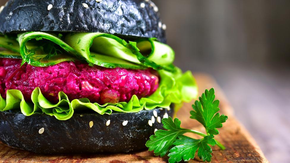 Vegan burger (Credit: Getty Images)