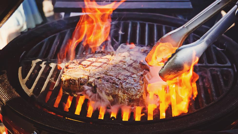 A high-protein diet containing meat, one study found, is linked to the production of a metabolite linked to heart disease (Credit: Getty Images)