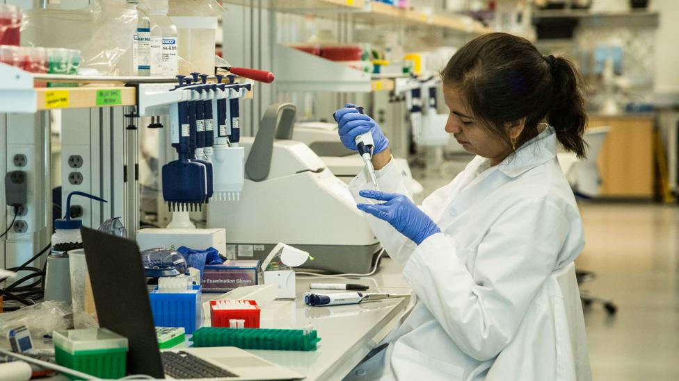 Governments around the world are developing their own DNA databases – but can struggle to keep up with the scale of those provided by the private sector (Credit: Getty Images)