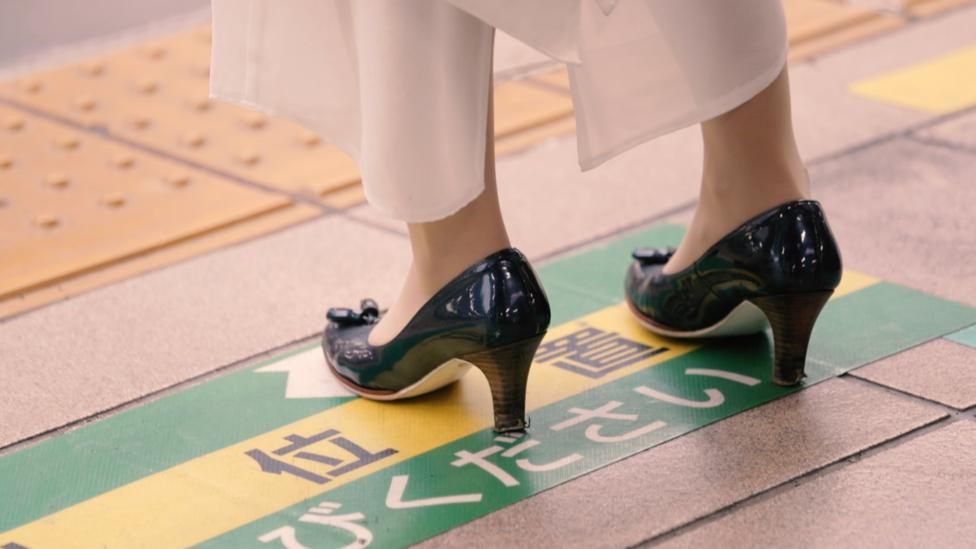 How Japan's #KuToo fights pressure to wear high heels