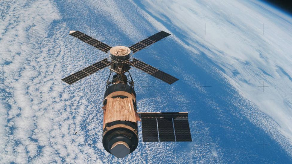 Skylab (Credit: Nasa)