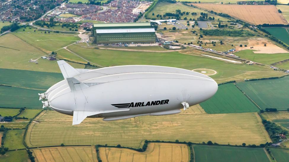 HAV airship concept (Credit: HAV)