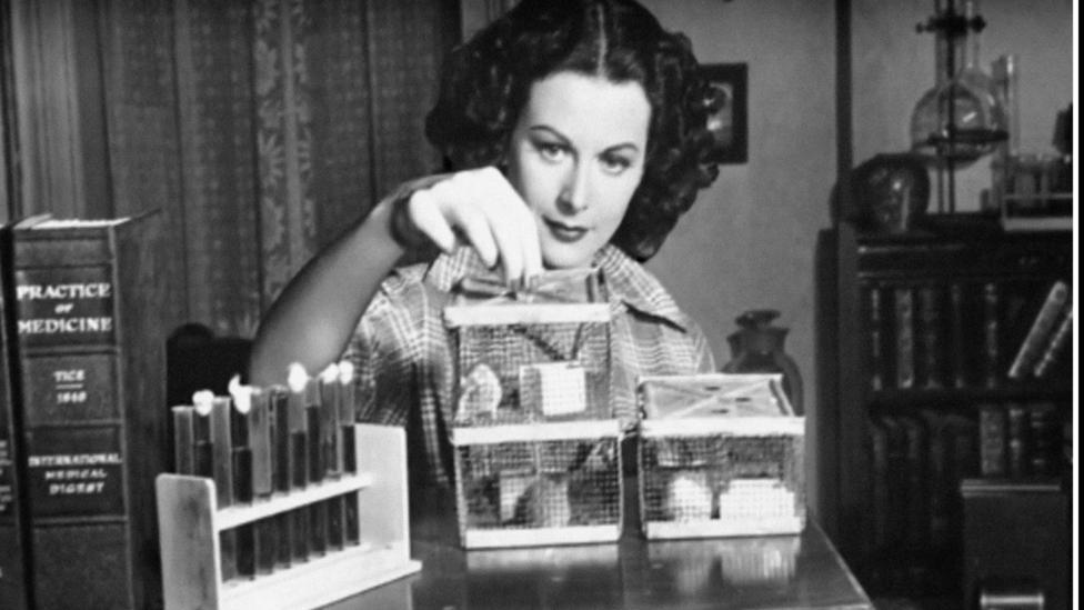 Heddy Lamarr
