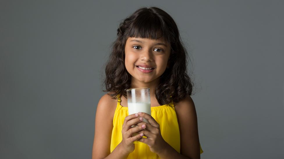 Cow milk and the alternatives