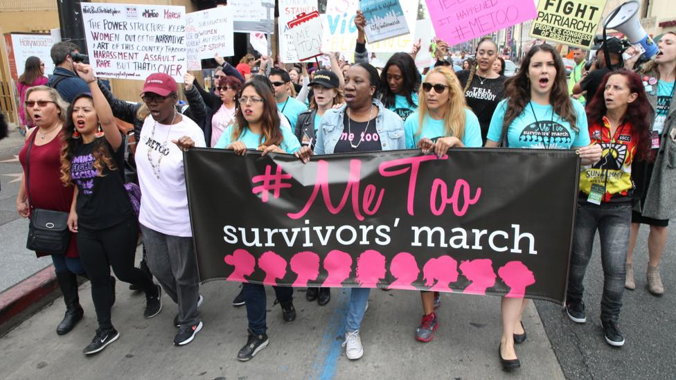 #MeToo protests