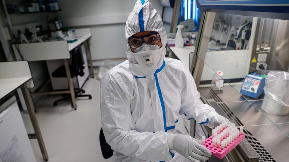 The Global Fight Against Coronavirus Bbc Future