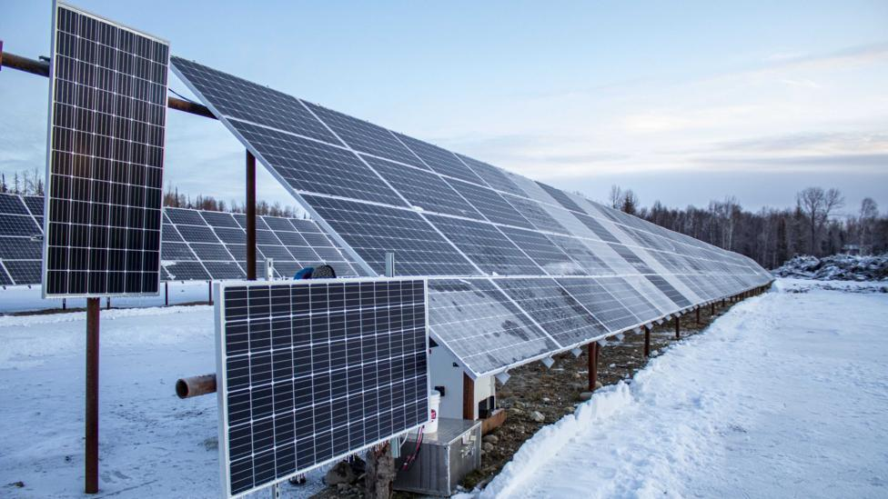 Electricity prices are high in Alaska, increasing the appetite for alternatives (Credit: Fischer Knapp)