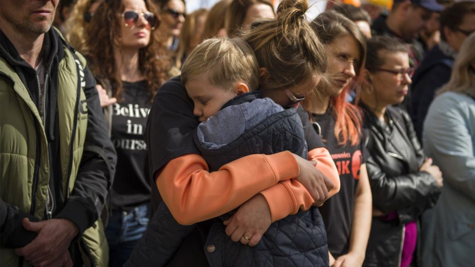 It is possible to foster empathy through a closer connection and understanding of the sacrifices made by others (Credit: Getty Images)