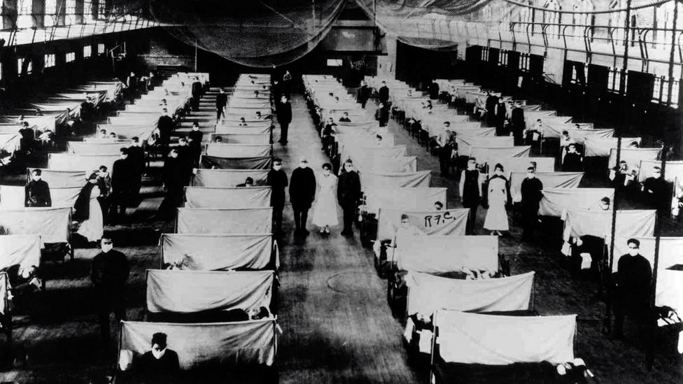 Coronavirus: What can we learn from the Spanish flu? - BBC Future