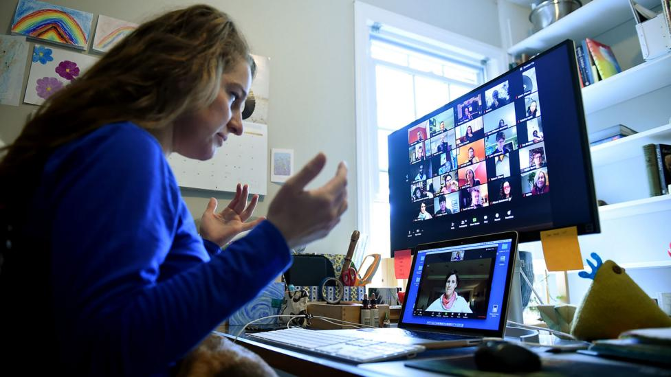 Five Tips To Look Your Best On Video Calls Bbc Worklife