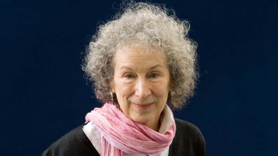 Author Margaret Atwood envisages a world devastated by a virus in her 2009 novel The Year of the Flood