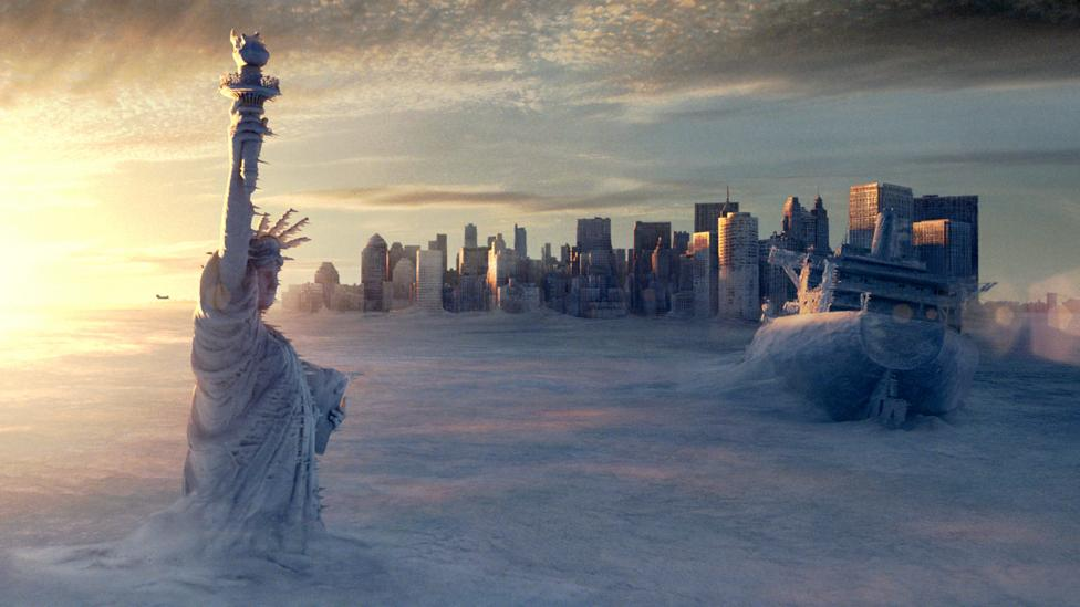 The Day After Tomorrow (Credit: Alamy)