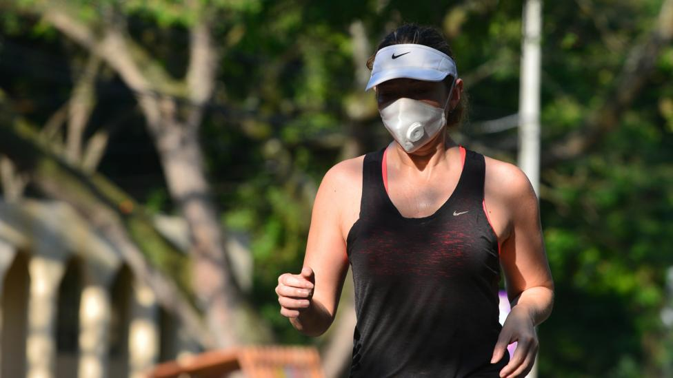 Air pollution is a health risk in its own right, but in combination with coronavirus it raises the risks even more (Credit: Getty Images)