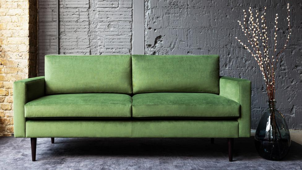 Swyft's flat-packed sofas can be moved easily from property to property