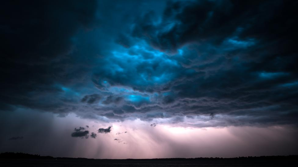 Storm clouds (Credit: Getty Images)
