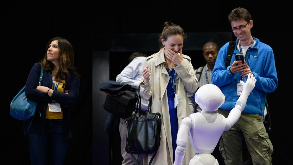 Robots struggle with the social cues that make up group dynamics, and humans struggle to trust AI systems that are too heavy-handed (Credit: Getty Images)