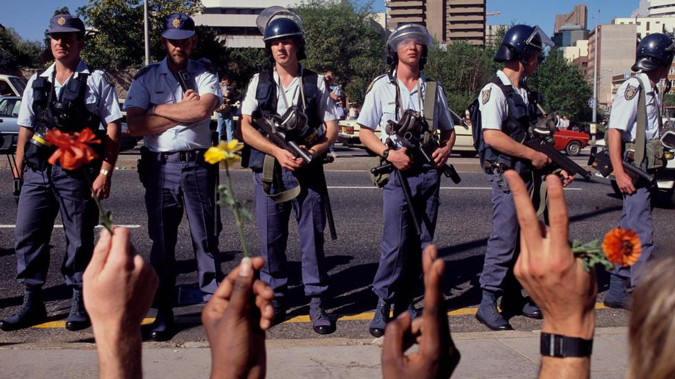 To some, the language still cannot shake off its association with the apartheid regime (Credit: Getty Images)