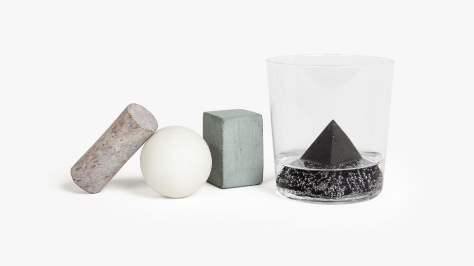 Runa Klock's Rocks are designed to keep drinks chilled (Credit: Runa Klock)